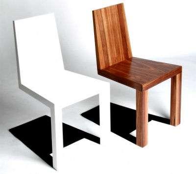 Two-Legged Chairs