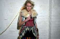 Eclectic Eco Clothing - The JoAnn Berman Pre-Fall Collection Features a Variety of Influences