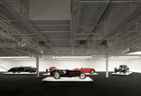 Fashion Magnate Car Museums