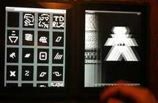 Logo-Drawing Apps - Triangle Draw Lets Amateur iPad Users Create Professional-Quality Logos
