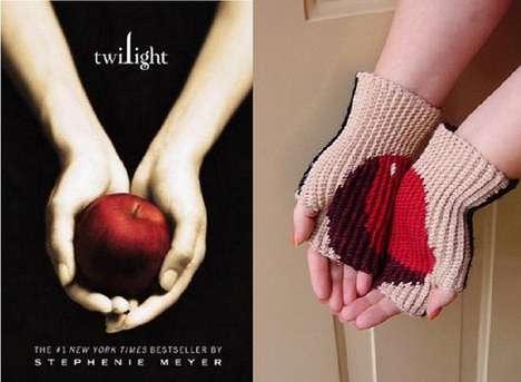 Vampire Romance Gloves