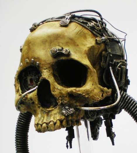 Steampunk Mask Fittings