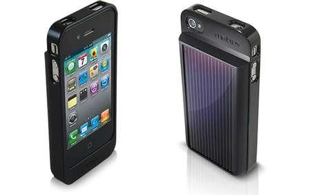 Solar-Powered Battery Packs
