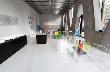 Cubist Exhibits