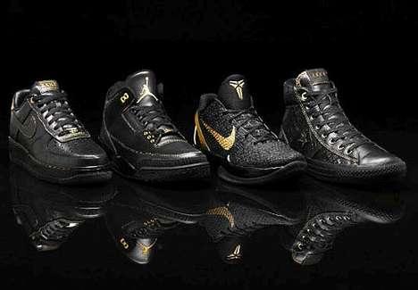 History-Making Shoe Sets