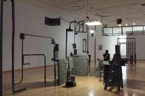 Laser-Scanned Art Galleries