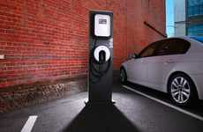 Techie EV Collaborations - ECOtality and Sprint Will Keep You and Your Electric Vehicle Connected