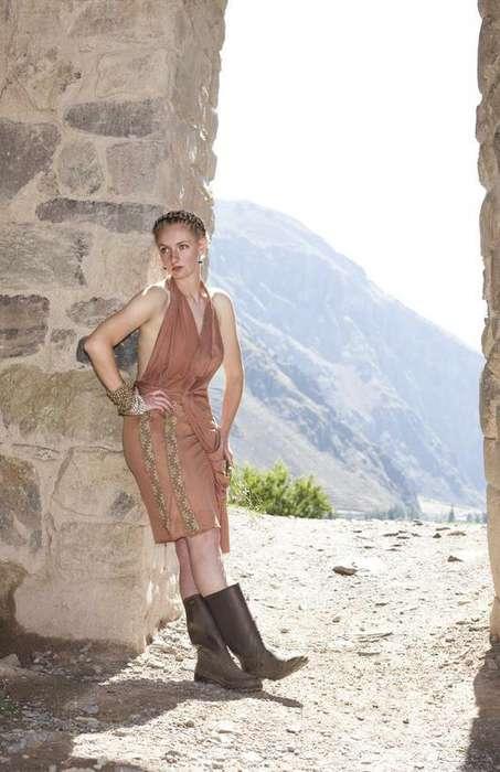 Fair-Trade Eco Fashions