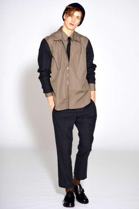 Fashionable Men's Workwear