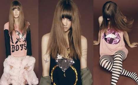 Hippie Sequined Fashion