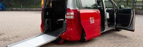 Handi-Capable Cabs