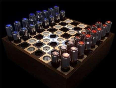 Musical Board Games