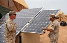 Solar-Powered Soldiers