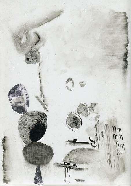 Alien Finger-Print Art