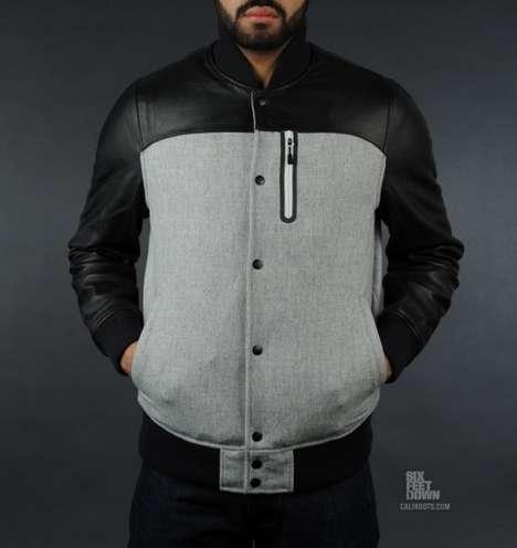 Two-Toned Wool Coats