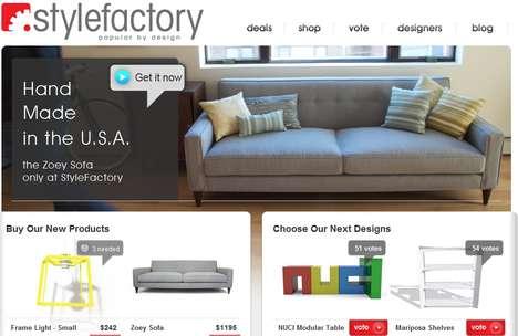 Democratic Design Stores