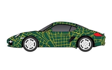 Sports Car Art Contests