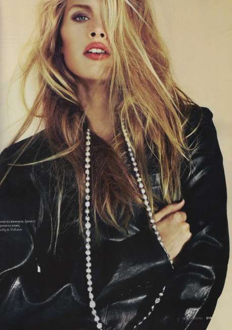 Leather-Loving Editorials
