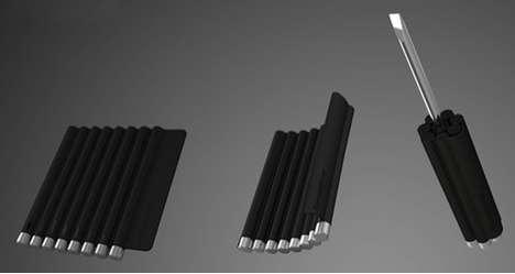 Wrappable Tool Handles