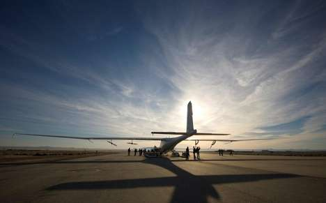 High-Flying Hydrogen Planes