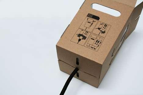DIY Bulb Boxes