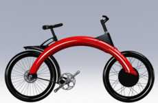 Smart Sustainable Cycles - The PiCycle by PiMobility is a Hybrid Bike With Smartphone Capabilities