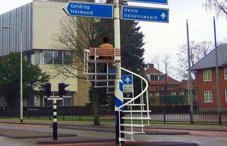 Lofty Bus Stops