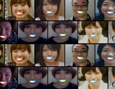 Light-Up Grills - Japanese Craze for LED Smiles Continues With Laforet Harajuku Campaign