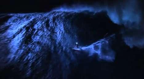 LED Surfing