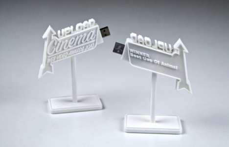 Digitally-Developed Trophies