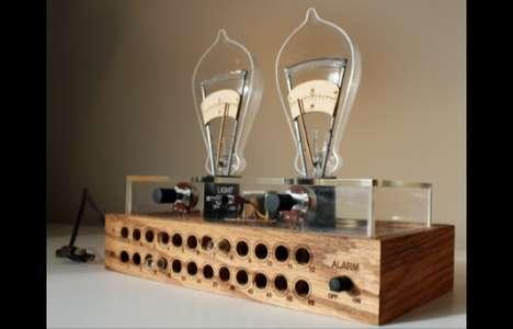 Steampunk Alarm Systems