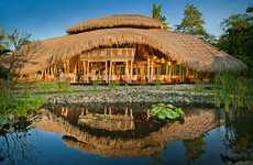 Elemental Healing Resorts - The Fivelements Bali Resort Offers Sacred Arts and Raw Food