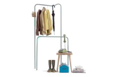 Freestanding Eclectic Closets