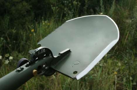 Multifunctional Army Tools