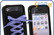 Laced-Up Phone Covers