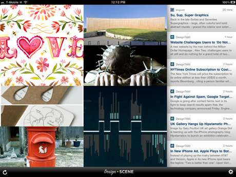 Inspirational iPad Apps