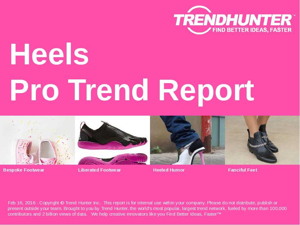 Heels Trend Report Research