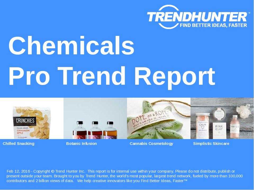 Chemicals Trend Report Research