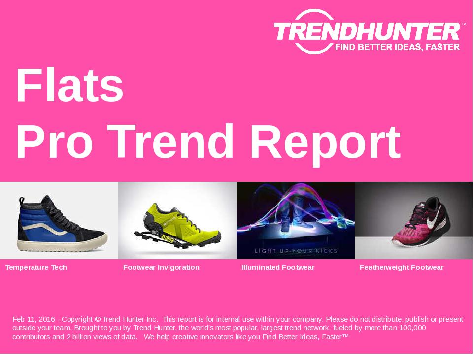 Flats Trend Report Research