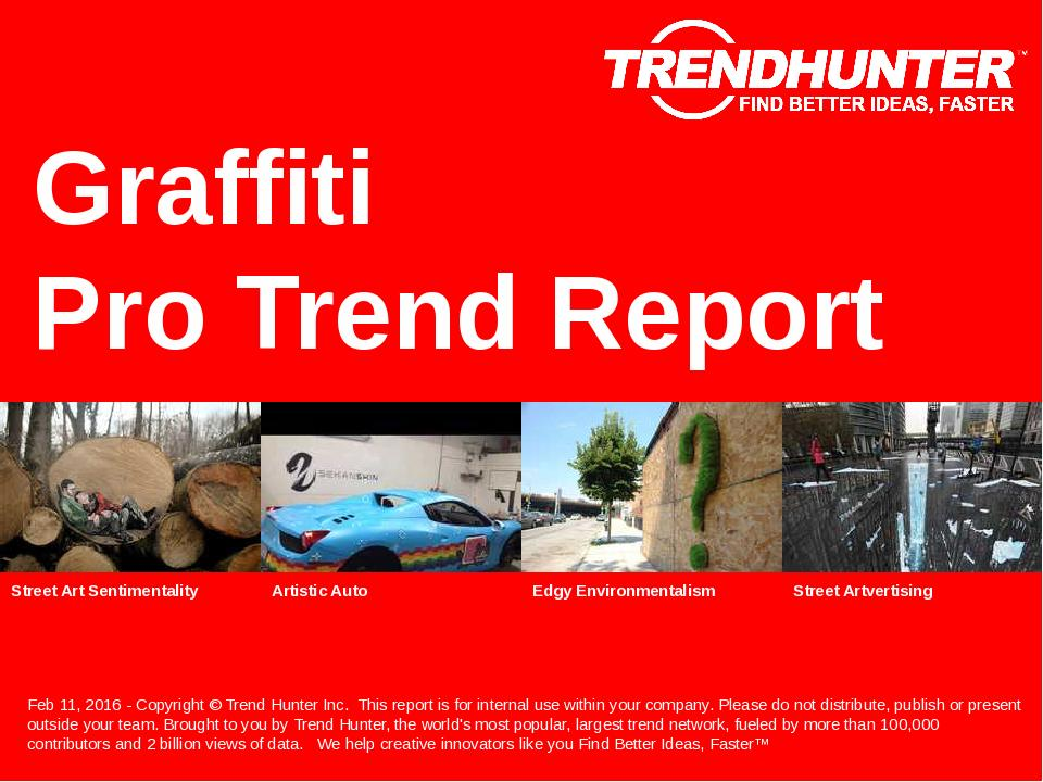 Graffiti Trend Report Research