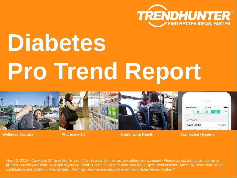 Diabetes Trend Report Research