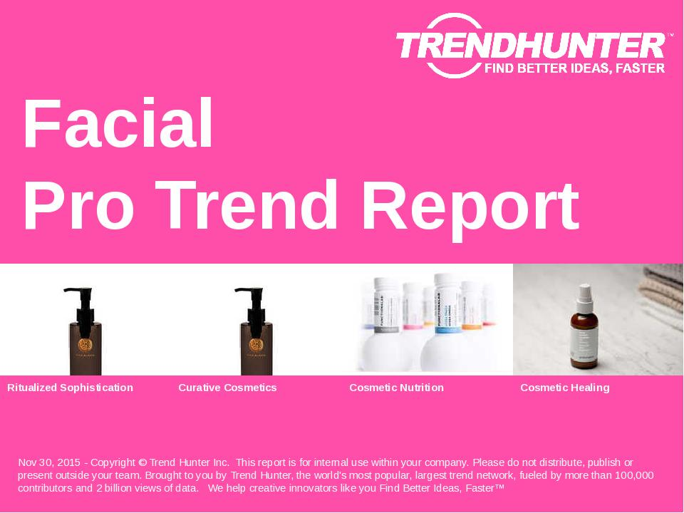 Facial Trend Report Research