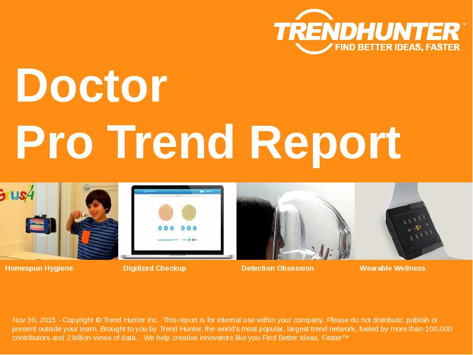 Doctor Trend Report Research