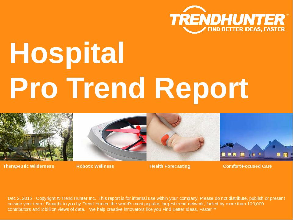 Hospital Trend Report Research