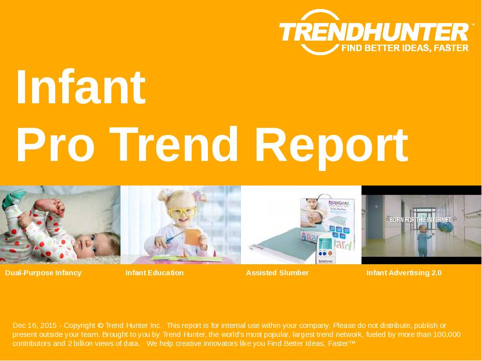 Infant Trend Report Research