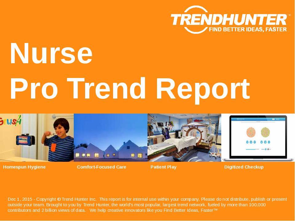 Nurse Trend Report Research