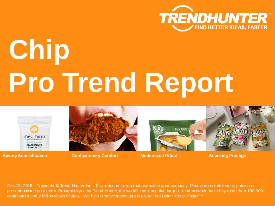 Chip Trend Report Research