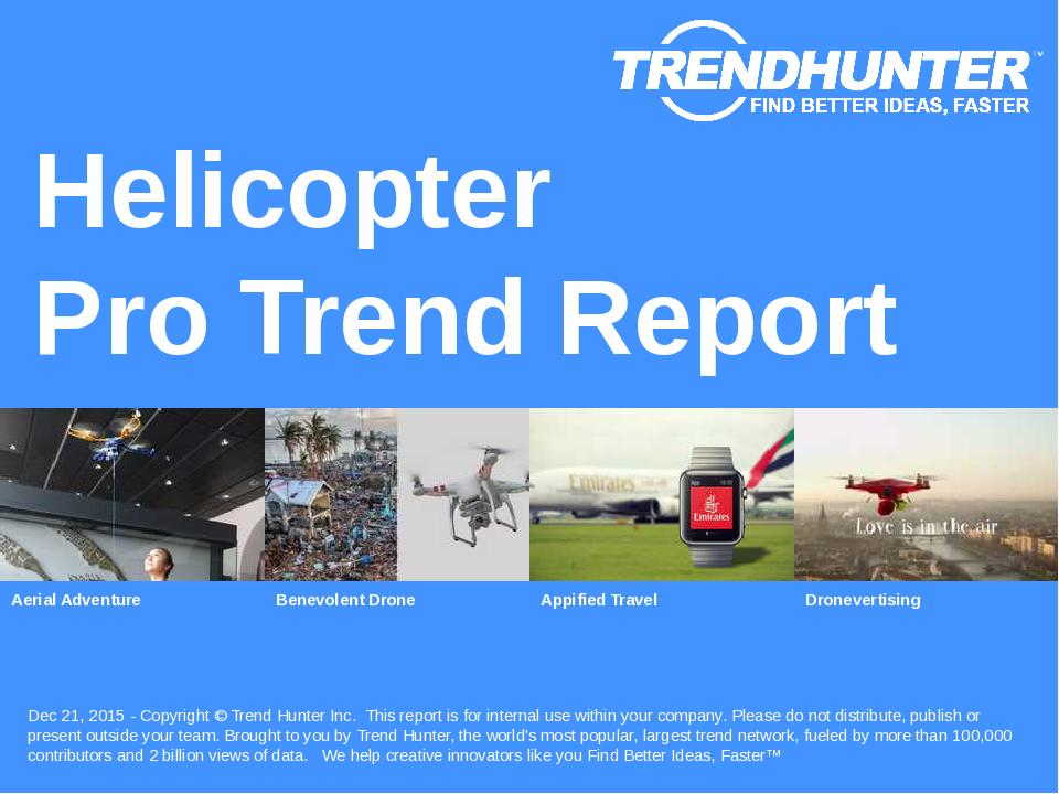 Helicopter Trend Report Research