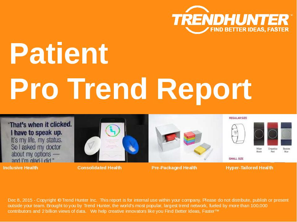 Patient Trend Report Research