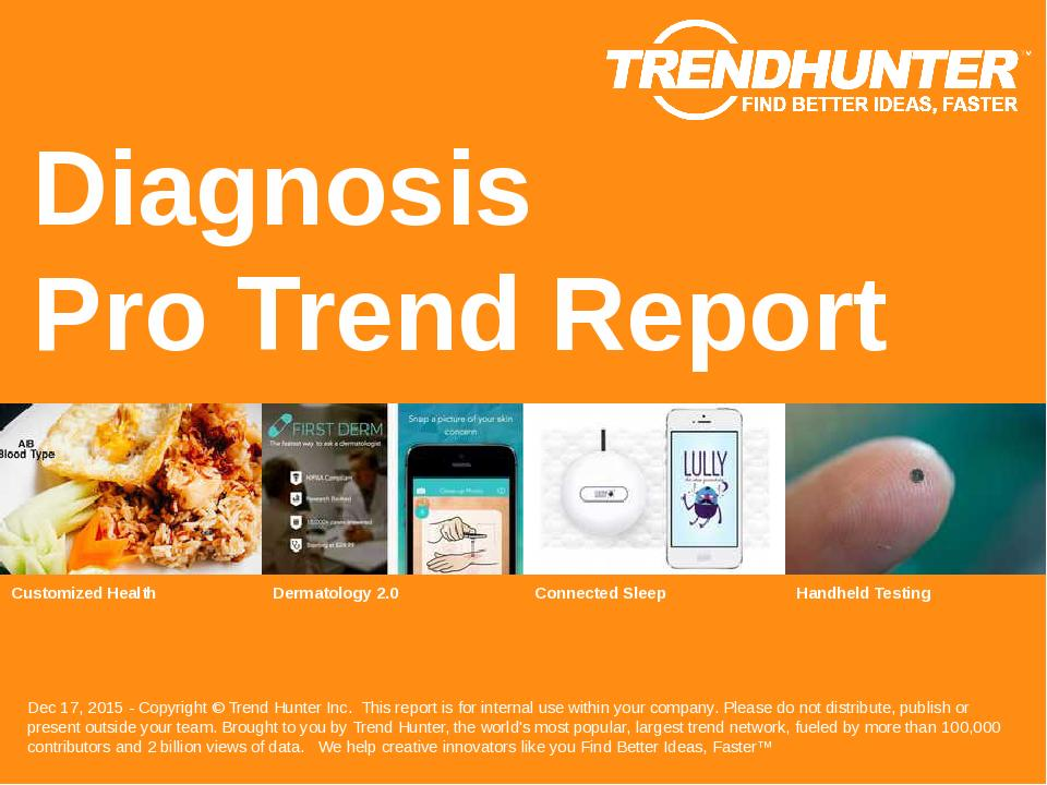 Diagnosis Trend Report Research